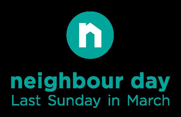 Teal Neighbour Day logo