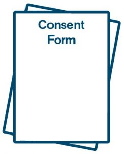Icon of papers or forms